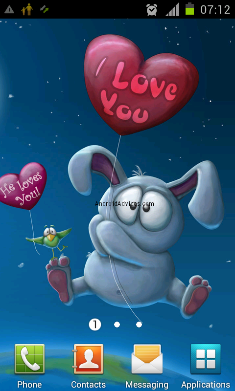 Live Valentines Day Wallpaper ...