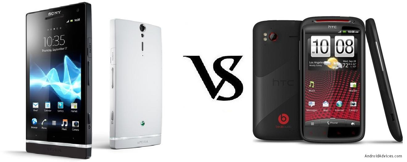 sony xperia s vs htc sensation xe mobile comparison android advices. Black Bedroom Furniture Sets. Home Design Ideas