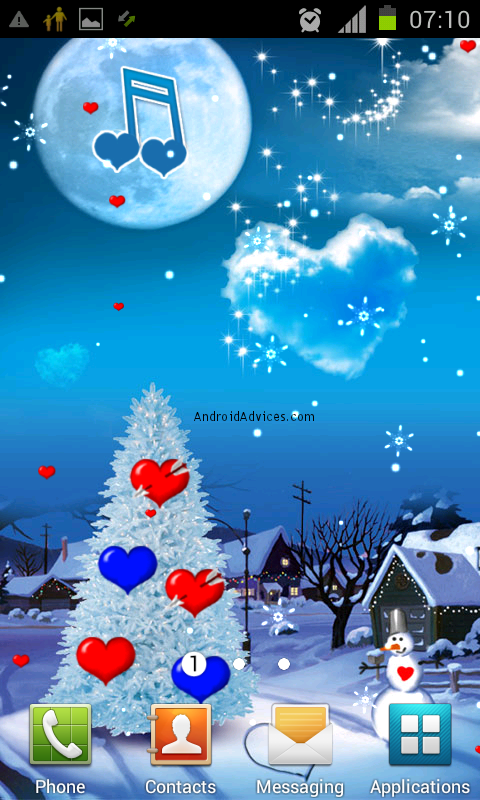 Valentines Day Live Wallpaper Valentines Day Live Wallpaper Heart Arrow ...