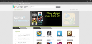 Google PLAY Preview