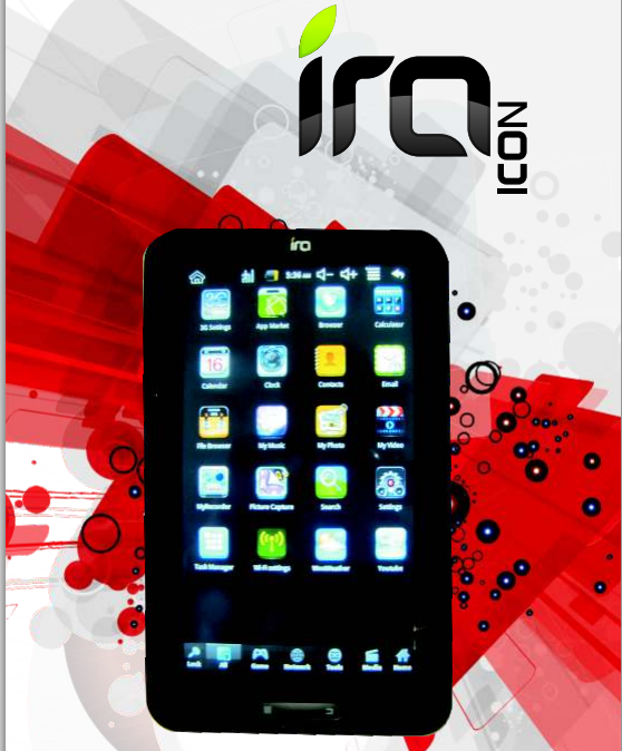 Ira Icon tablet