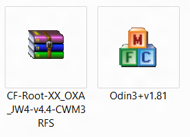 JW4 Extracted Files