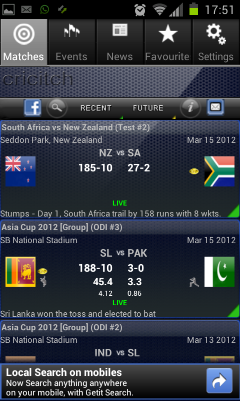 live cricket scores - photo #40