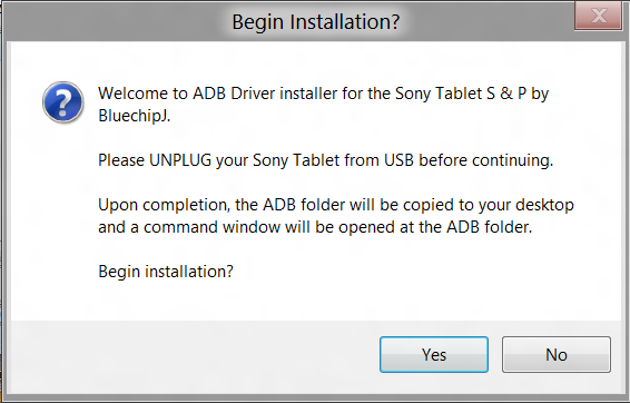 SONY TABLET P DRIVERS