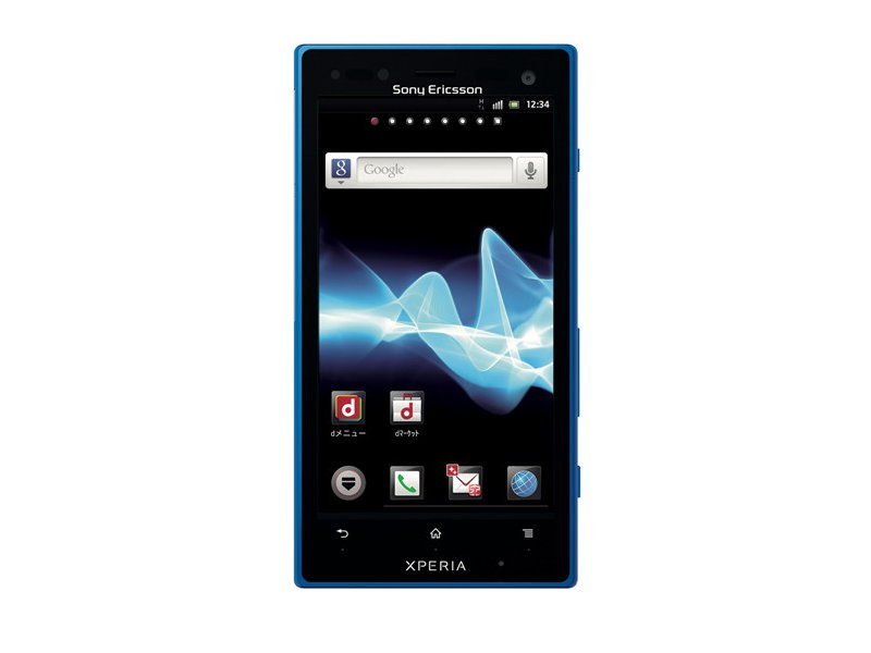 Xperia Acro HD SO 03D