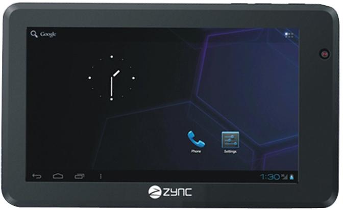 Zync Launches Cheapest Android 4.0 ICS Tablet