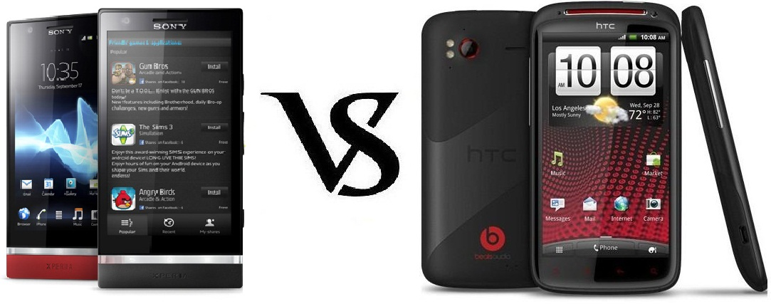 sony xperia p vs htc sensation xe mobile comparison android advices. Black Bedroom Furniture Sets. Home Design Ideas
