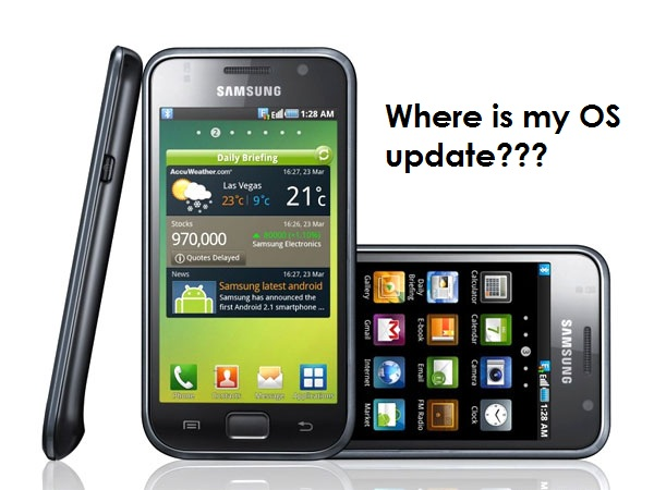 Android phone update