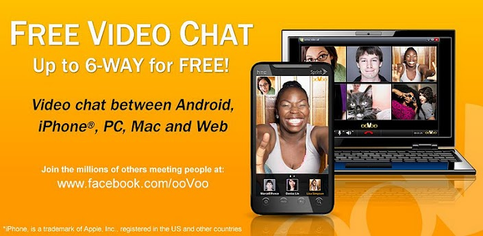 How to video chat between an android phone and a pc
