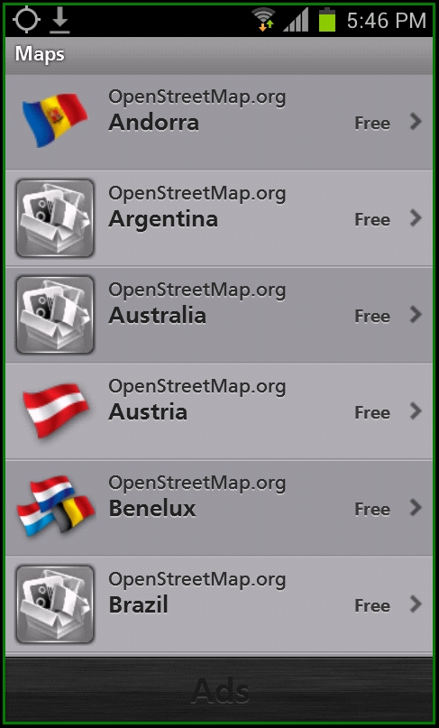 Best Offline Navigation Maps Apps for Android Devices ...