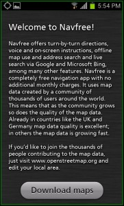 best offline navigation maps apps for android devices