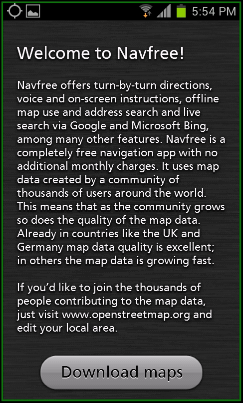 Best Offline Navigation Maps Apps for Android Devices Android Advices
