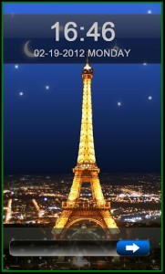 Eiffel Tower Android App