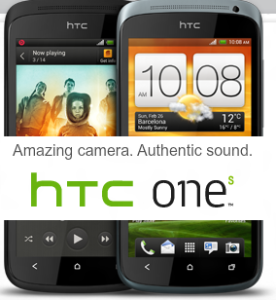 HTC One S Logo