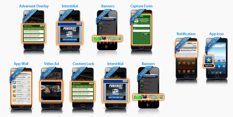 LeadBolt Android Ad Network
