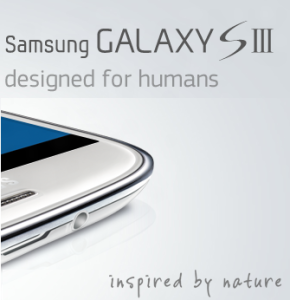 Galaxy S3 Hyderabad Logo