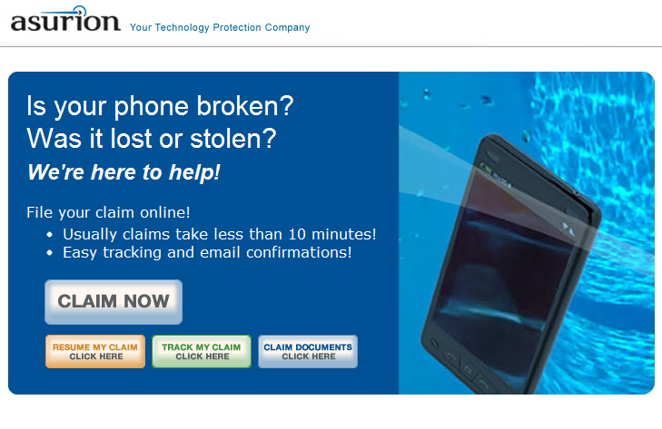asurion metro pcs How to Claim Broken Lost or Stolen Phones from Asurion PhoneClaim ...