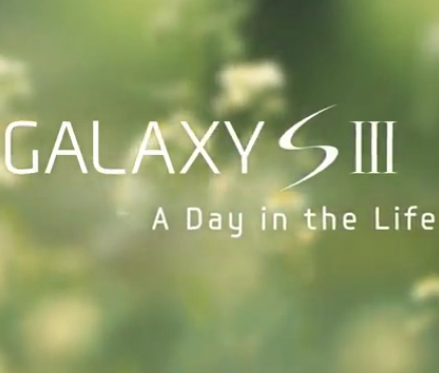 Galaxy S3 Green Logo
