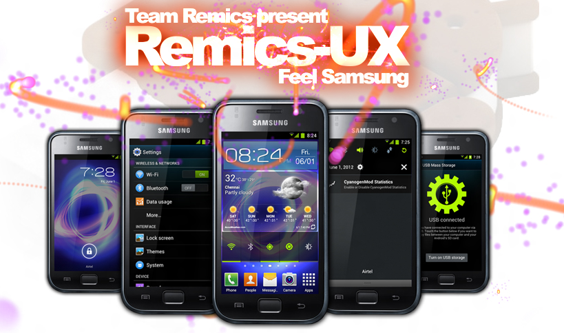 Remics UX