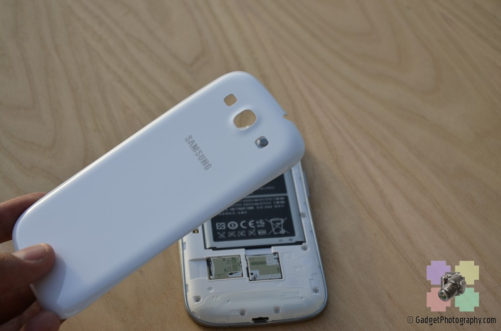 Samsung Galaxy S III Back Panel