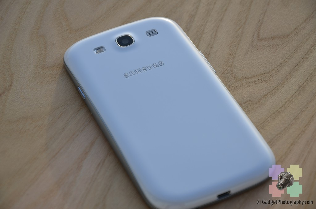 Samsung Galaxy S III Back