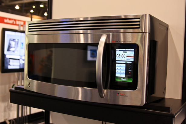 Maid Android Based Microwave Can Cook Your Dishes