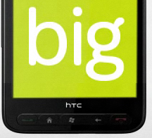 HTC HD2 Logo