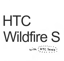 HTC Wildfire S Logo