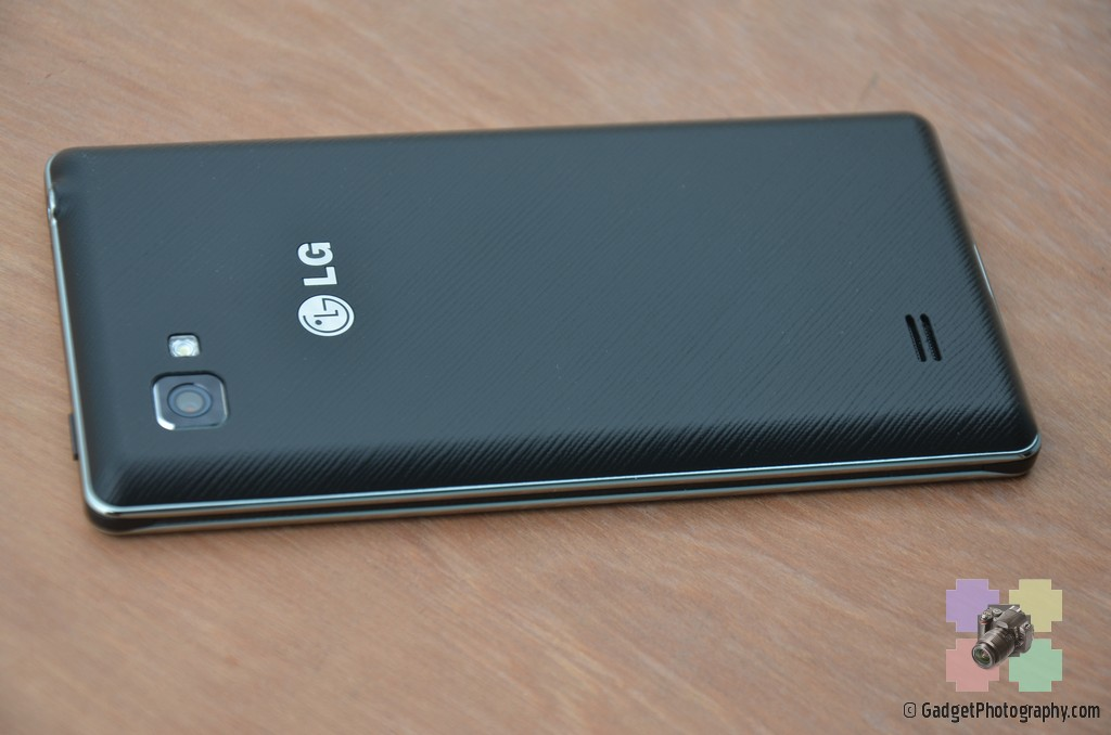 LG Optimus 4X HD Back Ridges