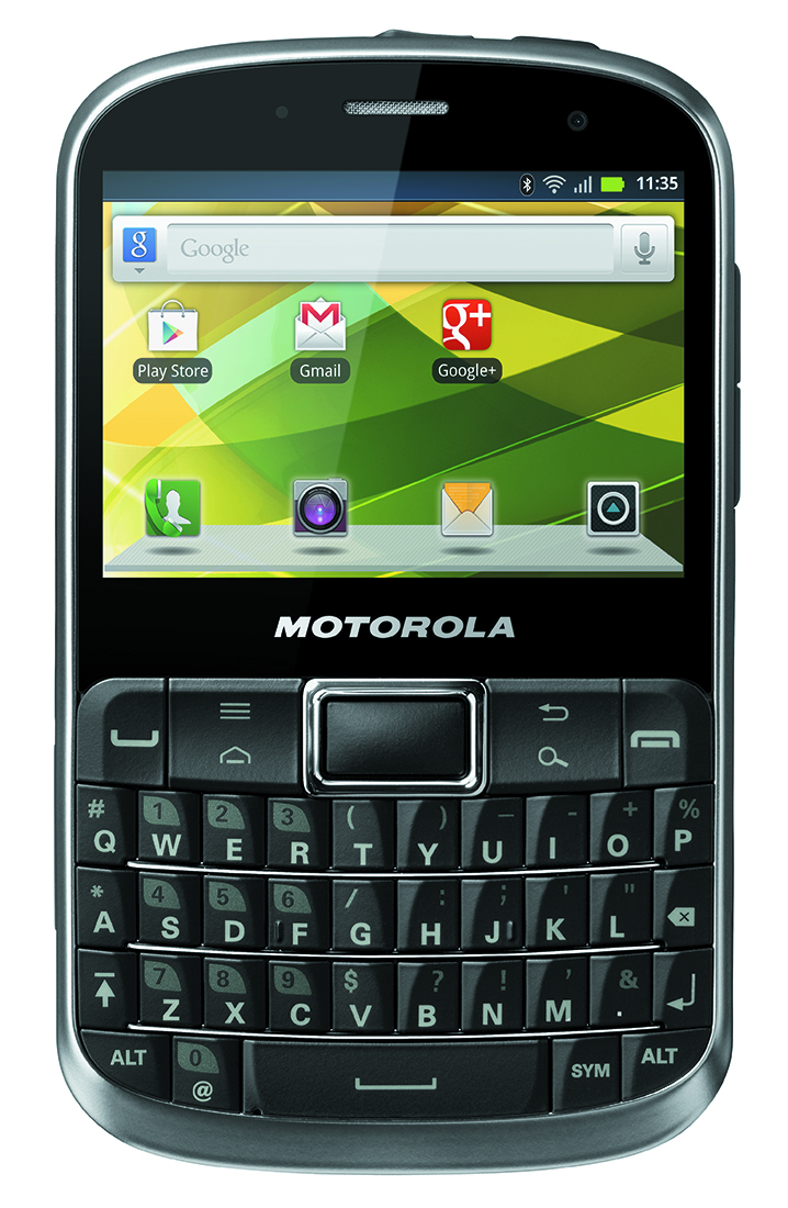 Best QWERTY Android Phones in India – July 2012 Price List ...