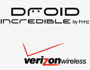 droid incredible logologo