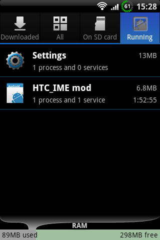 software update for htc wildfire s a510e