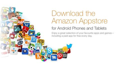Amazon AppStore Android download