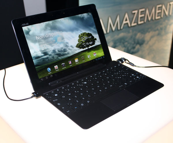 Asus Transformer Pad TF700KL