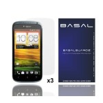 BasalGuardz HTC One S Ultra Clear Screen Protector