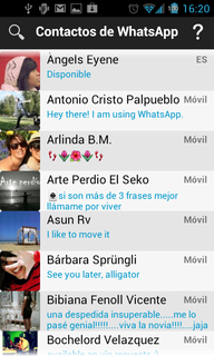 Download WhatsApp PLUS APK for Android Device with Holo