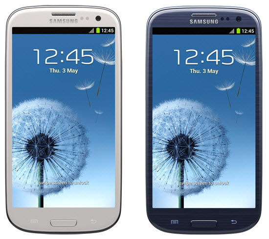 AT & T Samsung Galaxy S3