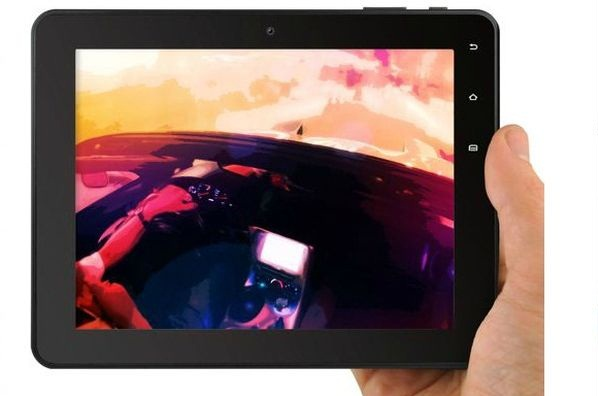 Ematic EXP8 tablet
