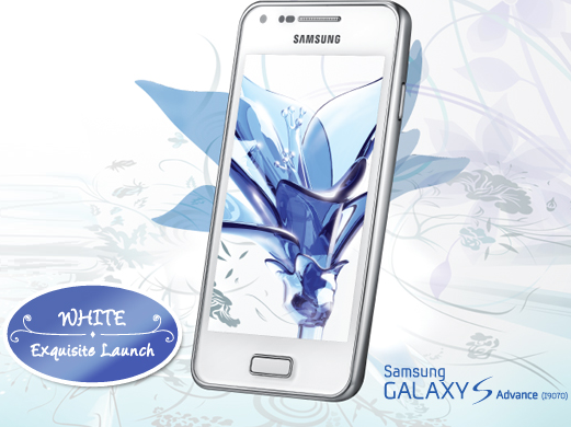 Galaxy S Advance logo