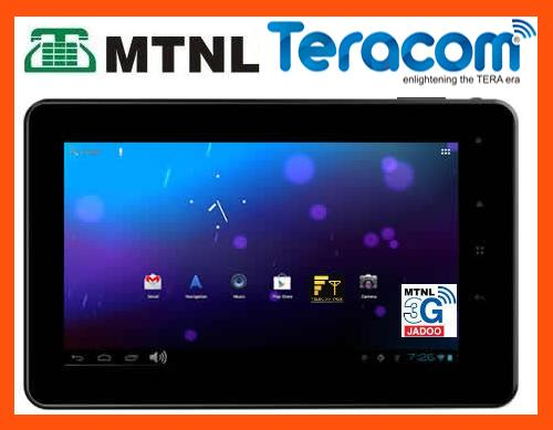 MTNL Teracom tablet PC
