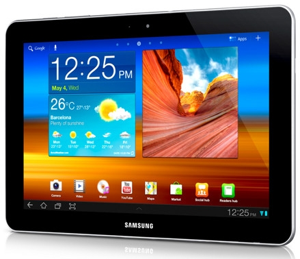 Samsung Galaxy Tab 10.1 ICS Tmobile