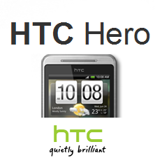 htc hero logo
