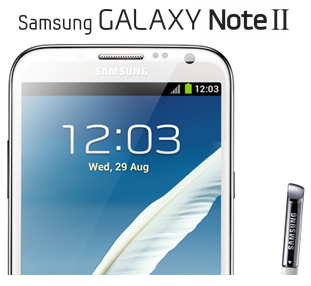 Galaxy NOTE 2 Logo