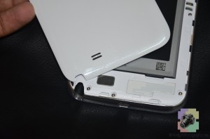 Galaxy Note II Back Cover