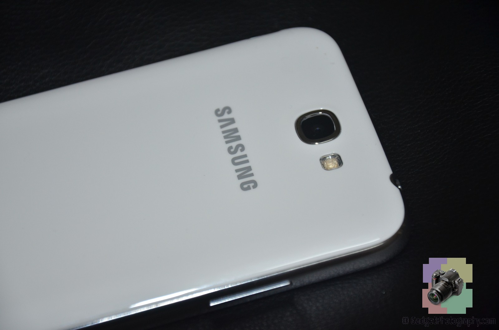 Galaxy Note II Camera