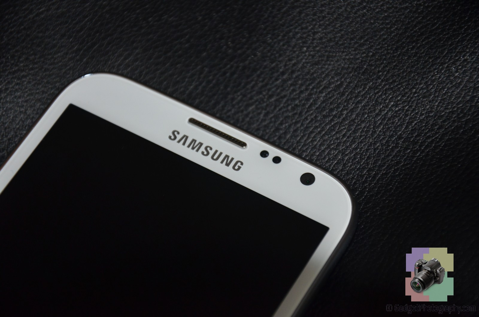 Galaxy Note II Front Sensors