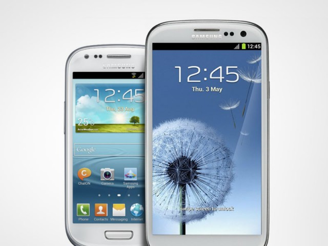 Galaxy S III vs Galaxy S III Mini