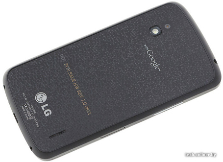 LG Nexus 4 Back Panel Leaked Pic