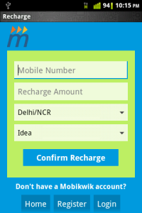 Mobile DTH Recharge mobile number