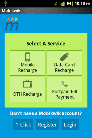 Mobile DTH Recharge online